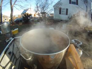 Boiling the big'n